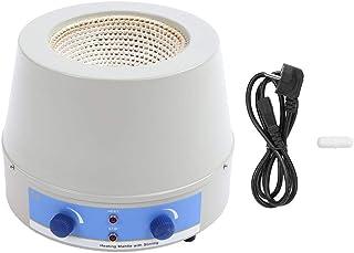Naroote Manto de Calentamiento de Control de Temperatura,Manto de Calentamiento magnético Control de Temperatura Manto Calefactor Kit de Manto magnético 100-240V HMS1000ml(EU)