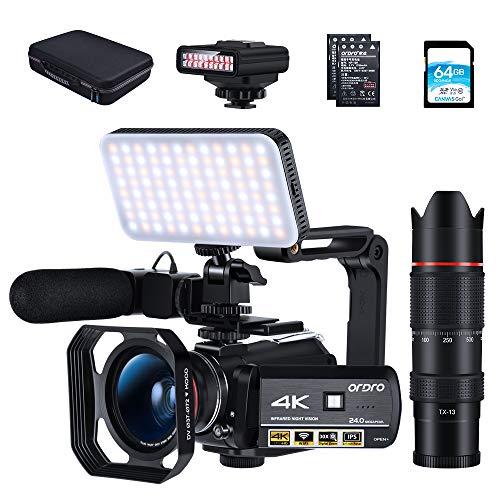 Ordro AC3 Digital Zoom Video Cam...