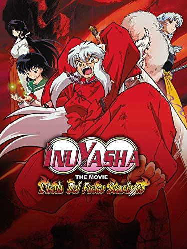 Inuyasha Movie 4 - L'isola del fuoco scarlatto