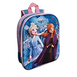 CARTOON GROUP Zaino Asilo 3D Frozen II Disney Elsa Anna Borsa Scuola CM.32 - FZN0636