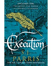 Execution: A gripping historical Elizabethan thriller from the No. 1 Sunday Times bestselling author (Giordano Bruno, Book 6)