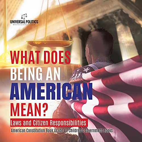 What Does Being an American Mean? cover art