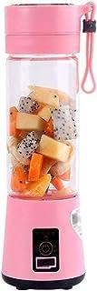 Mélangeur Smoothie Mixeur Portable Usb Maison Juicer Cup Petit Enfant Rechargeable Mixeur D'Aliments 6 Lames Personnel 500...