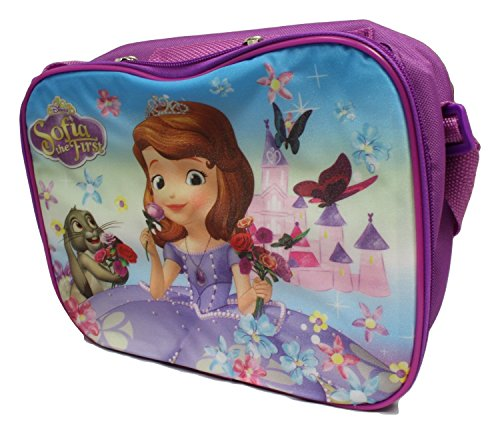 Disney Sofia the First Insulated Lunch Bag