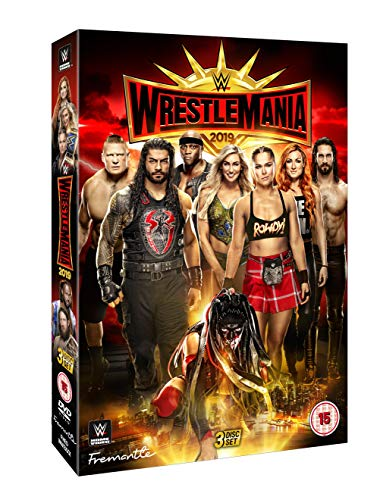 WWE: WrestleMania 35 [DVD]