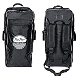 Ten Toes SUP Emporium Ten Toes Nomad Istand Up Paddle Board Roller Bag with Wheels, Black