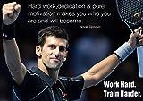 Novak Djokovic – #4 – Motivierender Tennisspieler –
