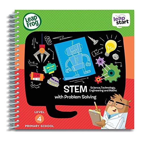 LeapFrog LeapStart Livre d'activités de l'école primaire: STEM et résolution de problèmes