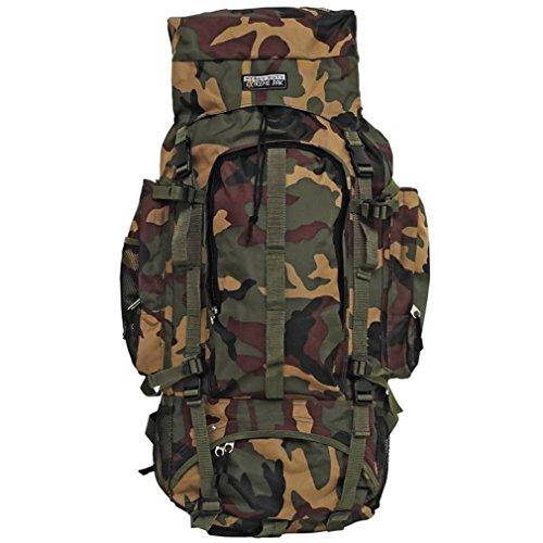 Miscellaneous Divers LUOB310NCM Sac à dos résistant Camouflage