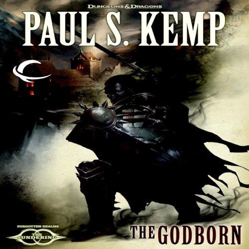 The Godborn audiobook cover art