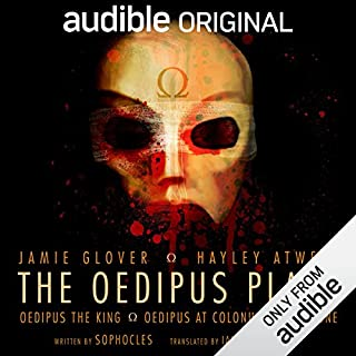The Oedipus Plays audiobook cover art