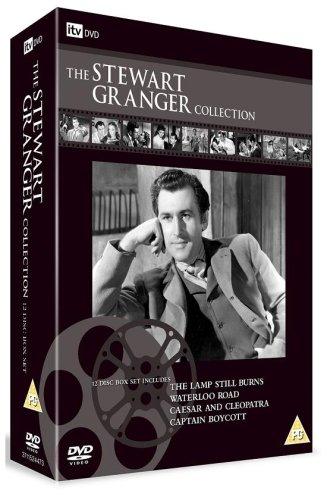 Stewart Granger - Icon Boxset [12 DVDs] [UK Import]