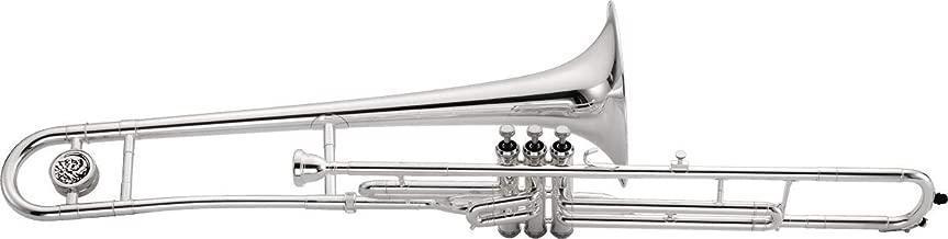 Jupiter Silver Plated C Valve Trombone, JTB720VS