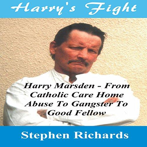 Harry's Fight audiobook cover art