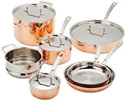 Best Copper Cookware Brands In 2019 Reviews And Buyer S