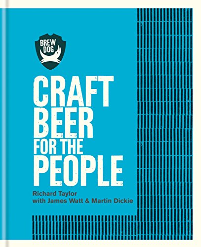 BrewDog: Craft Beer for the People (English Edition)