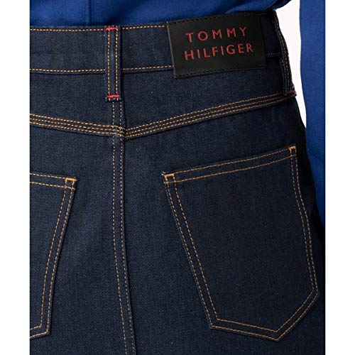 TOMMYHILFIGER(トミーヒルフィガー)『デニムペンシルスカート』