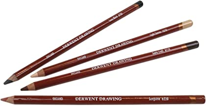 Derwent Drawing Pencil - Sanguine (6220)