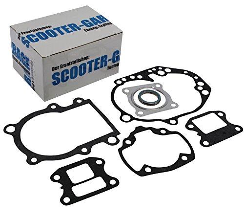 Motordichtsatz 50ccm - für Peugeot Speedfight 1 50 AC, Speedfight 2 50 AC, Buxy 50, Vivacity 50 2T