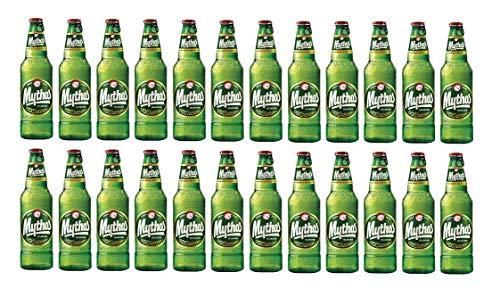 MYTHOS Bier 330ml 1-24 Flaschen inkl. Einwegpfand + 10ml Sachet Olivenöl - griechisches Original Lagerbier Hellenic Beer 0,33 l Olympic Brewery (24)