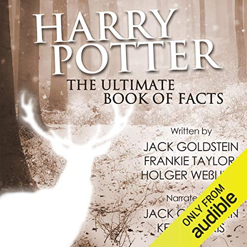 『Harry Potter - The Ultimate Audiobook of Facts』のカバーアート