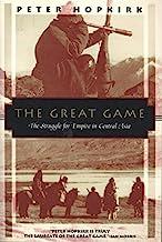 The Great Game: The Struggle for Empire in Central Asia (Kodansha Globe) PDF