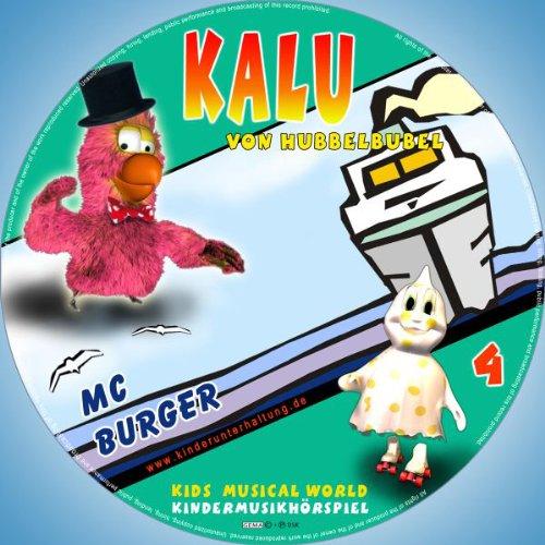 Mc Burger cover art