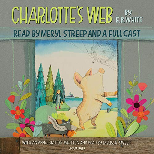 Charlotte's Web  By  cover art