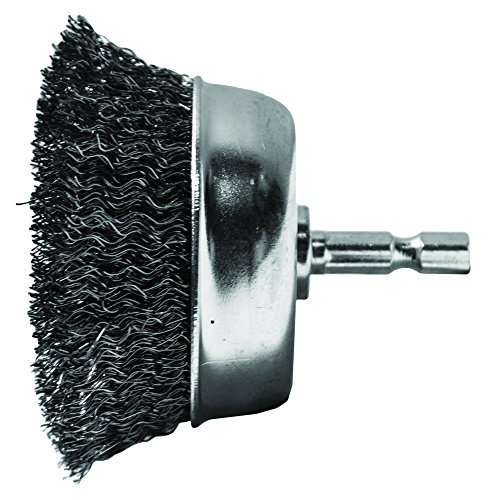 Century Drill and Tool Coarse Drill Cup Wire Brush Only $4.50 (Retail $15.00)