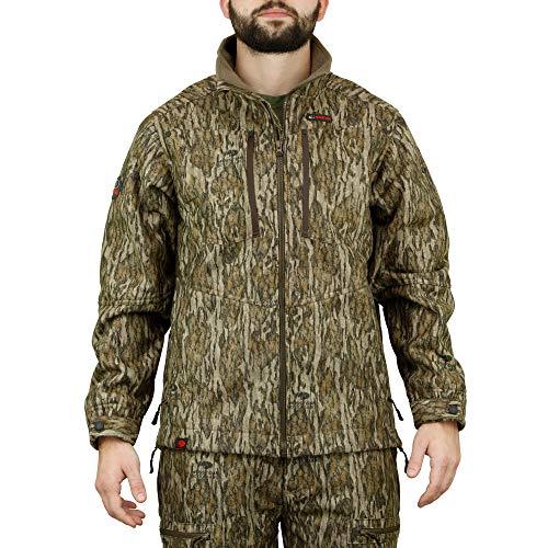Mossy Oak Sherpa 2.0 Lined Jacket, Bottomland, Large