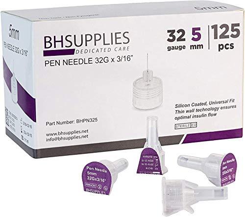 buy  BH Supplies Pen Needles 32 Gauge – ... Diabetes Care