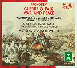 Prokofiev: War and Peace (Guerre & Paix)