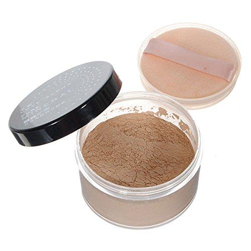 Maquillaje cosmético Cara Mineral Piel Suelta Polvo Base