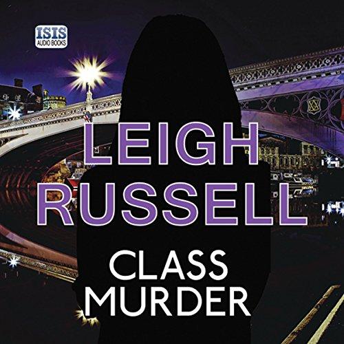 Class Murder audiobook cover art