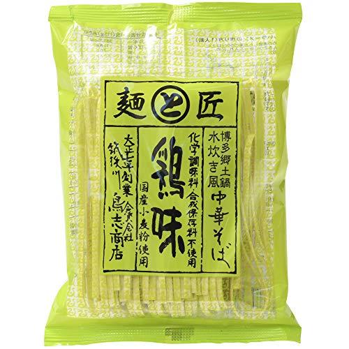 鳥志商店 博多中華そば 鶏味 115g