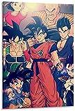 Amacigana Dragon Ball Facebook Cover Poster dekorative