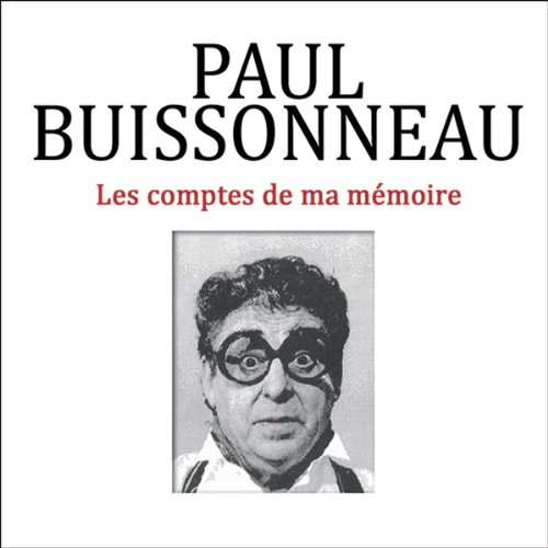 Les comptes de ma mémoire  audiobook cover art