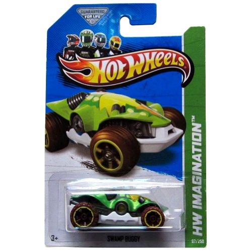 Hot Wheels HW Imagination 67/250 Swamp Buggy Green
