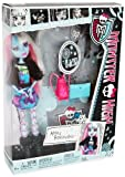 Muñeca Fashion Abbey Bominable, Monster High