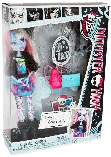 Monster High POUPÉE Abbey BOMINABLE - IDÉE Cadeau Noel - Mattel