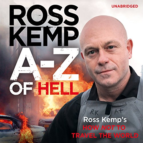 A to Z of Hell cover art
