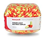 Howard Leight Multi Max Earplug Refill for HL400 Dispenser, 800 Pairs (Two 400-Pair Canisters), NRR 31 (HL400-MM-REFILL)