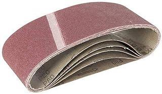 Triton TAS40G Aluminium Oxide Sanding Belt - Pack of 5