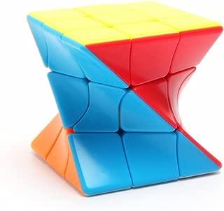 CuberSpeed Twist 3x3 stickerelss Speed Cube