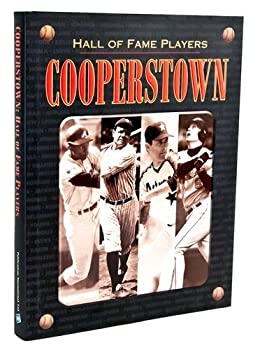 Hardcover Players of Cooperstown 2007 Edition Book