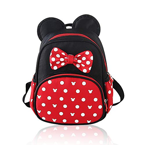 Waterproof Minnie Mouse Backpack for Little Girls