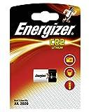Energizer 638011 Household Battery Single-Use Battery CR2 Litio Piles (Single-Use Battery, CR2, Lithium, 3 V, 1 pièce(s), 800 mAh)