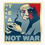 LingLang The Last Airbender Hope Avatar Make Tea War Peace