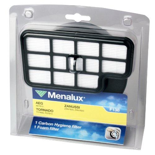 Menalux F 138 Jeu de filtres pour Cyclon Power