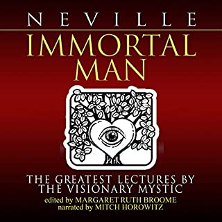 Immortal Man audiobook cover art